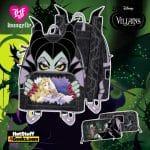 Loungefly Disney Villains Scene Maleficent Sleeping Beauty collection