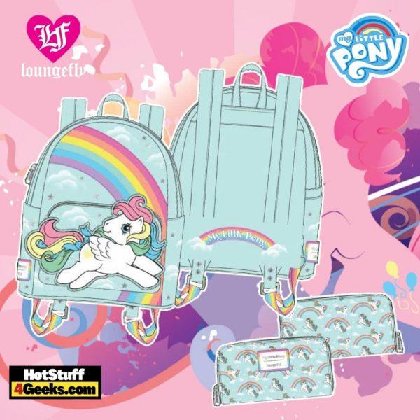 Loungefly Hasbro My Little Pony Starshine Rainbow Collection