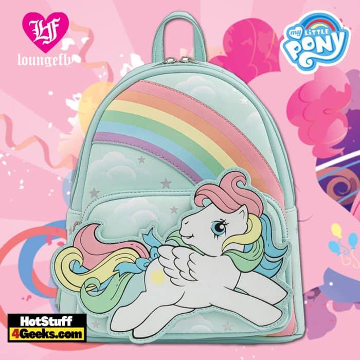 Loungefly Hasbro My Little Pony Starshine Rainbow Mini Backpack