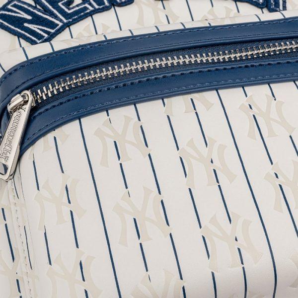 Loungefly MLB NY Yankees Pinstripes Mini Backpack