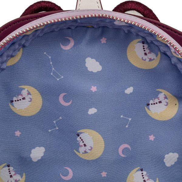Loungefly Pusheen Unicorn Plush Mini Backpack