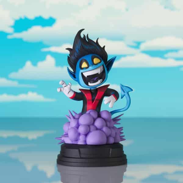 Diamond Select: Marvel Animated Nightcrawler Statue
