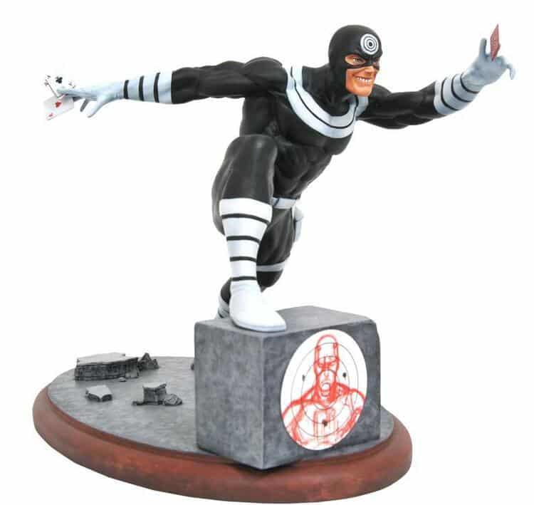 Diamond Select: Marvel Comic Premier Collection Bullseye Resin Statue