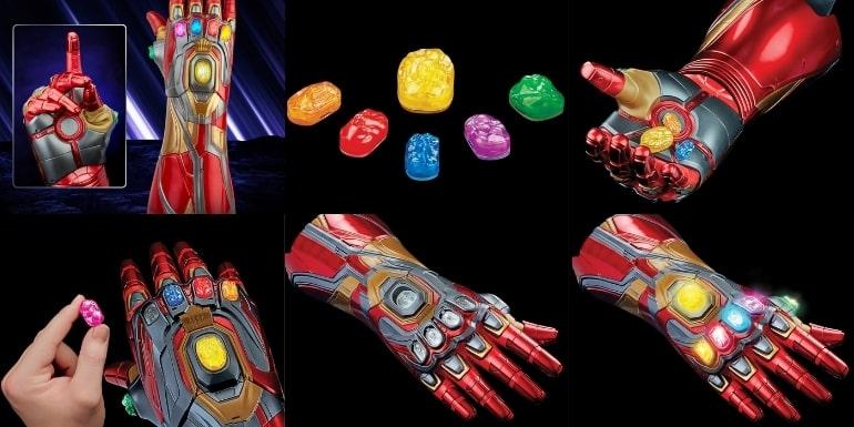 Hasbro: Marvel Legends - Avengers: Endgame Nano Gauntlet Prop Replica