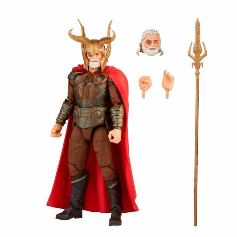 Hasbro - Marvel Legends: Infinity Saga - Thor: Odin 6-Inch Action Figure