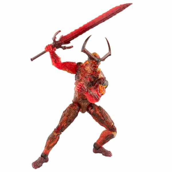 Marvel Legends Infinity Saga Thor Ragnarok Surtur 6-Inch Scale Action Figure