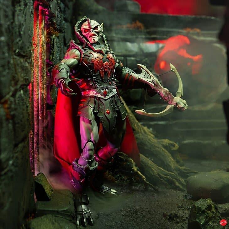 Mondo: Masters of the Universe - Hordak 1:6 Scale Action Figure