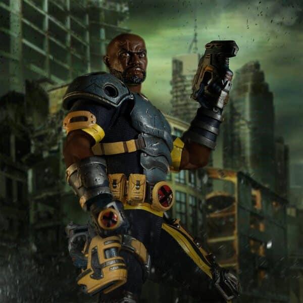 Mezco Toyz X-Men - Bishop One12 Collective Action Figure