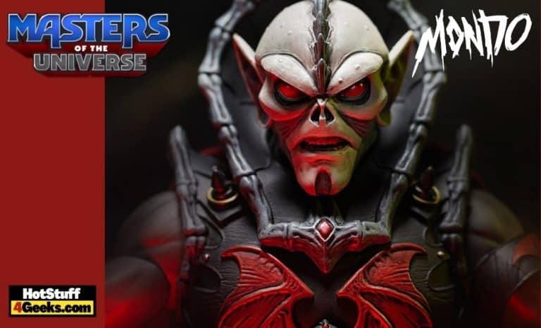 Mondo Masters of the Universe - Hordak Action Figure