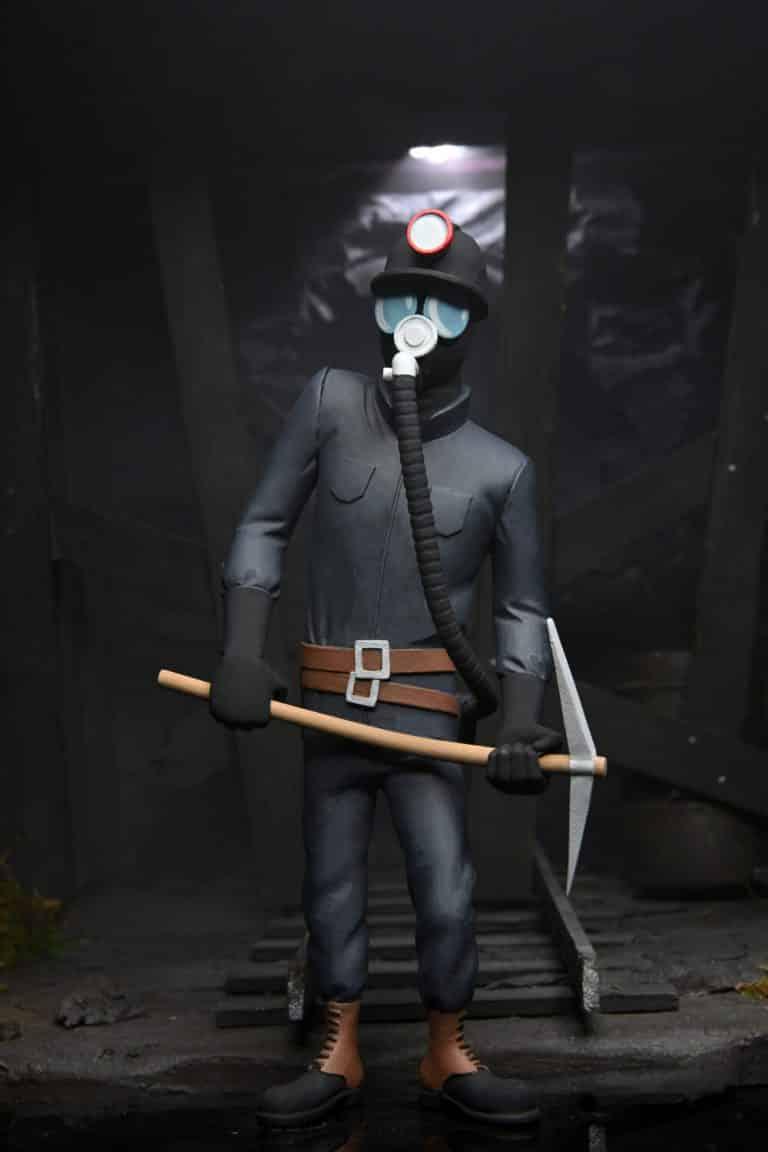 Neca: Toony Terrors – 6″ Scale Action Figure – Series 6 Assortment - The Miner (My Bloody Valentine)