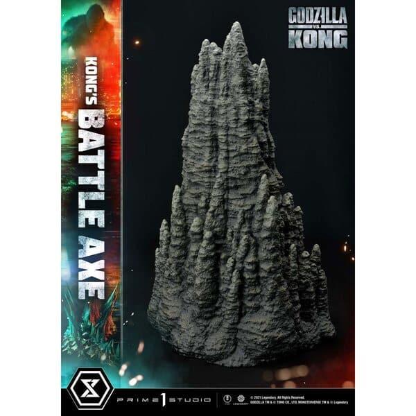 Prime 1 Studio Godzilla vs. Kong - Kong's Battle Axe Prop Replica