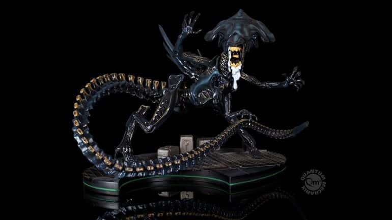 Quantum Mechanix Alien Queen Q-Fig Max Elite