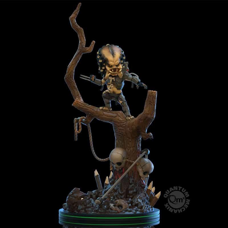 Quantum Mechanix The Predator Q-Fig Max Elite Statue