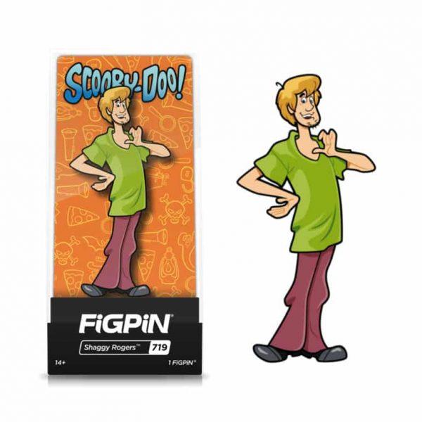Scooby-Doo Shaggy Rogers FiGPiN Classic 3-Inch Enamel Pin