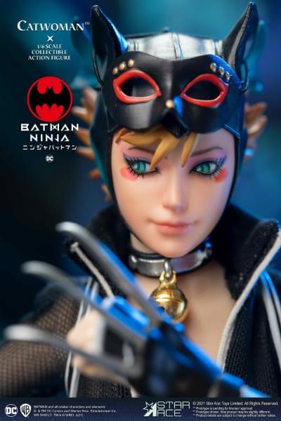 Star Ace Toys: Batman Ninja – Catwoman 1/6 Scale Action Figure