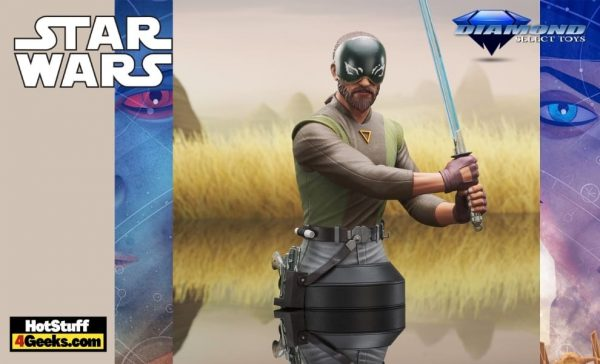 Diamond Select: Star Wars: Rebels - Kanan Jarrus Mini Bust
