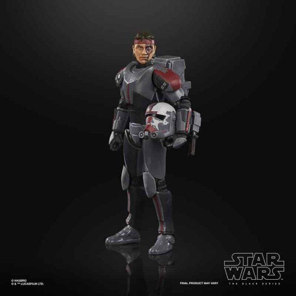 Star Wars The Black Series Bad Batch Clone Hunter 6-Inch Action Figure