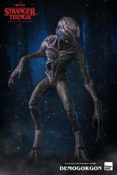 ThreeZero: Stranger Things Demogorgon 1:6 Scale Action Figure