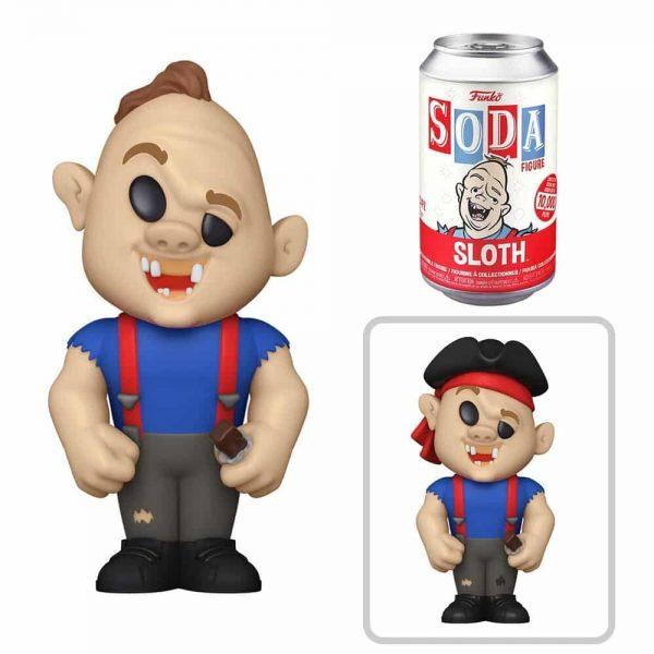 The Goonies Sloth Vinyl Soda Figure