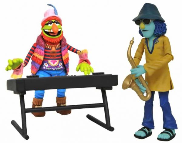 The Muppets Select Best of Series 3 - Dr. Teeth & Zoot