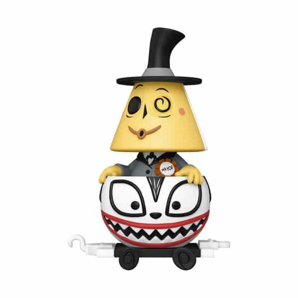 The Nightmare Before Christmas Mayor in Ghost Cart Funko Pop! Train