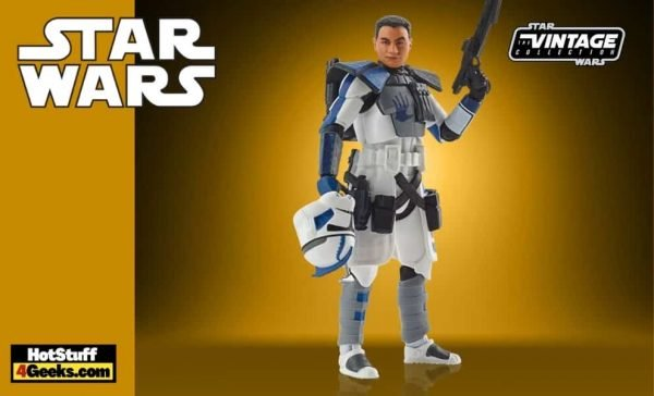 Hasbro Star Wars: The Vintage Collection - ARC Trooper Echo 3 3/4-Inch Action Figure