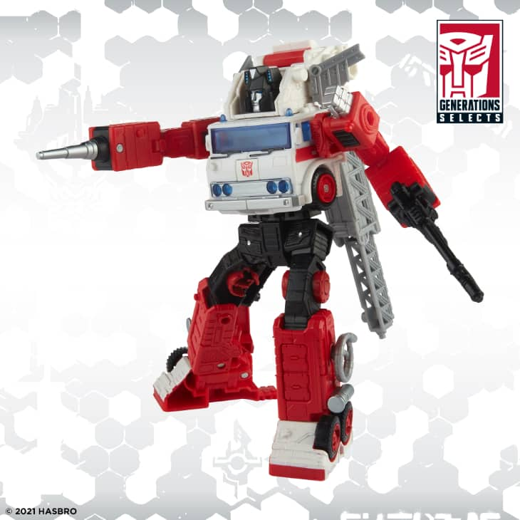 Hasbro: Transformers Generations Selects Voyager WFC-GS26 Artfire & Nightstick