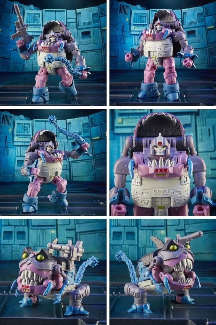 Transformers Studio Series 86 Deluxe Sharkticon Gnaw