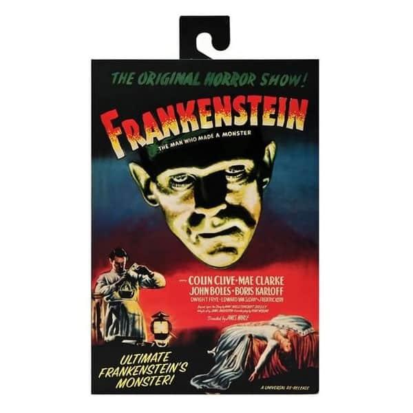 NECA: Frankenstein – Ultimate Frankenstein's Monster Action Figure (Color Version)