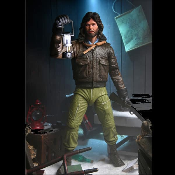 NECA: The Thing – Ultimate R.J. MacReady 7-Inch Action Figure