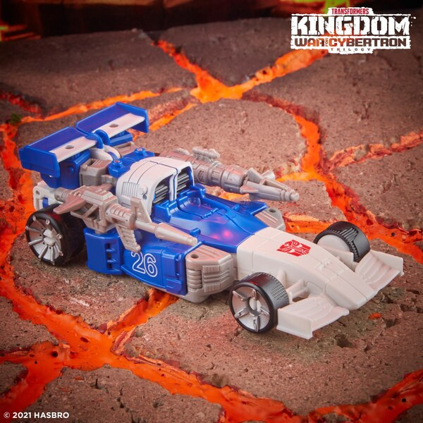 WFC-K40 Autobot Mirage & Maximal Grimlock