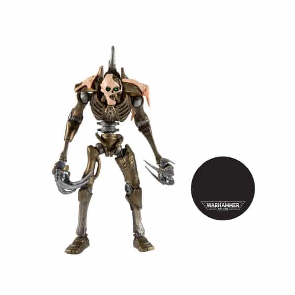 Warhammer 40,000 Wave 3 Necron Flayed One 7-Inch Action Figure