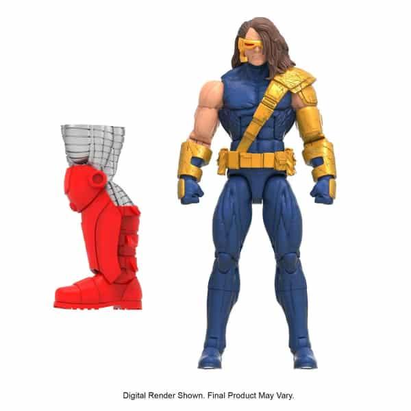 X-Men Age of Apocalypse Marvel Legends Cyclops 6-Inch Action Figure