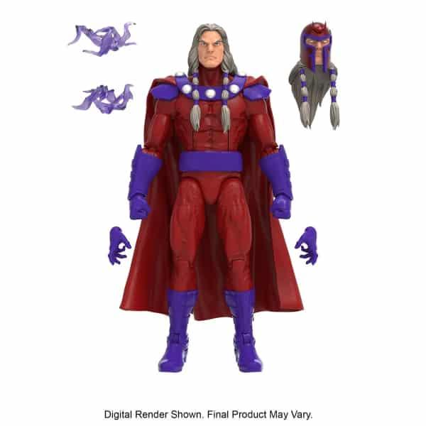 X-Men Age of Apocalypse Marvel Legends Magneto 6-Inch Action Figure