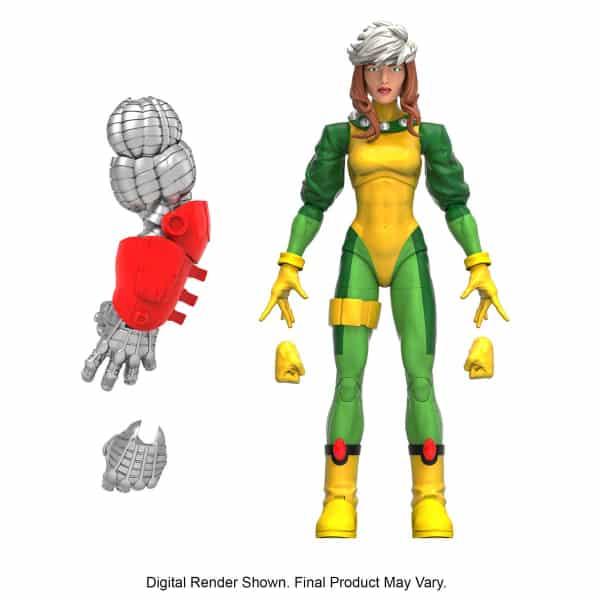 X-Men Age of Apocalypse Marvel Legends Marvel's Rogue 6-Inch Action Figure
