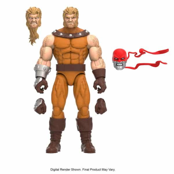 X-Men Age of Apocalypse Marvel Legends Sabretooth 6-Inch Action Figure