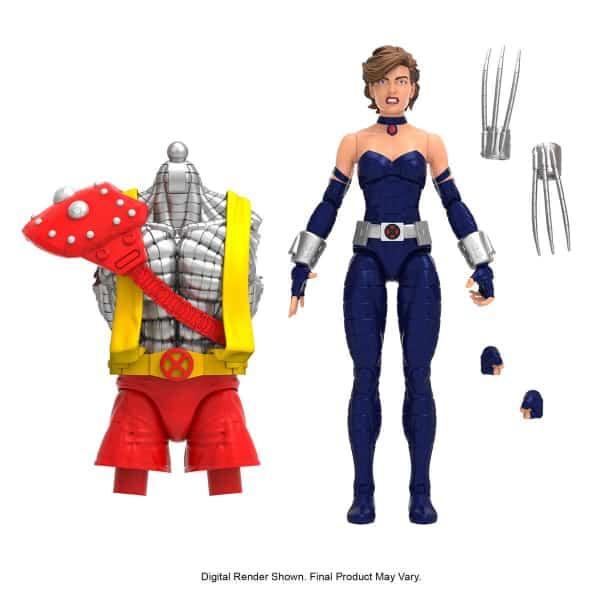 X-Men Age of Apocalypse Marvel Legends Shadowcat 6-Inch Action Figure