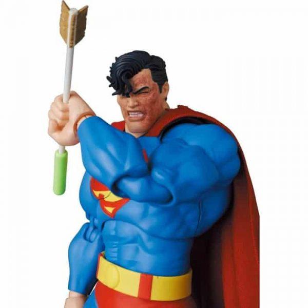 Batman The Dark Knight Returns Superman Medicom MAFEX Action Figure