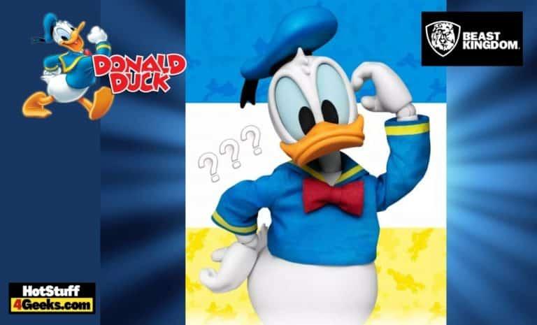 Beast Kingdom Disney Classic Donald Duck DAH-042 Dynamic 8-ction Heroes Action Figure