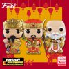 Funko POP! Asia: The Three Immortals Set - Fu, Lu, and Shou Funko Pop! Vinyl Figures - China Exclusive (2021)