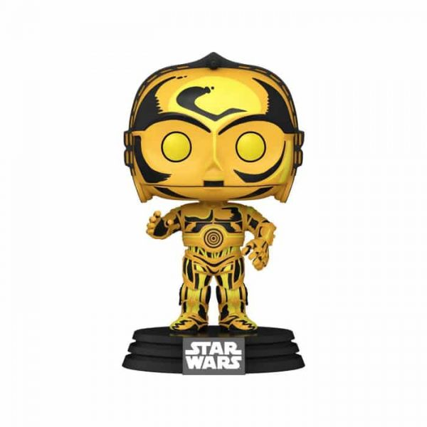 Funko POP! Star Wars: Retro Series - C-3PO Funko Pop! Vinyl Figure (Target Exclusive)
