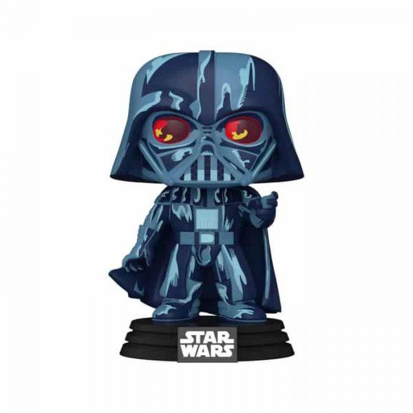 Funko POP! Star Wars: Retro Series - Darth Vader Funko Pop! Vinyl Figure (Target Exclusive)