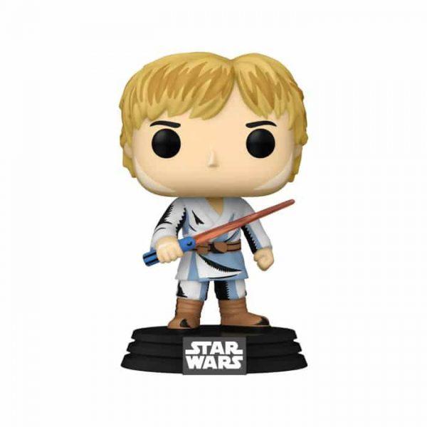 Funko POP! Star Wars: Retro Series - Luke Skywalker Funko Pop! Vinyl Figure (Target Exclusive)