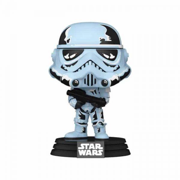Funko POP! Star Wars: Retro Series - Stormtrooper Funko Pop! Vinyl Figure (Target Exclusive)