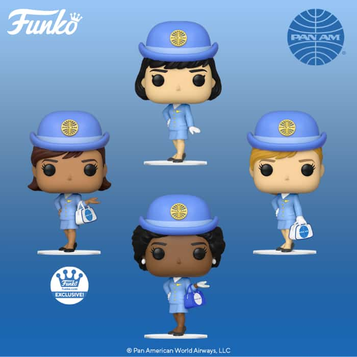 Funko Pop! Ad Icons Pan Am - Stewardess