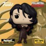 Funko Pop! Animation: Fullmetal Alchemist - Lust Funko Pop! Vinyl Figure - Hot Topic Exclusive