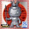 Funko Pop! Asia Guan Yu Freddy Funko (Silver Chrome) Exclusive Gift Box Funko Pop! Vinyl Figure - Shanghai (China) Con Exclusive 2021