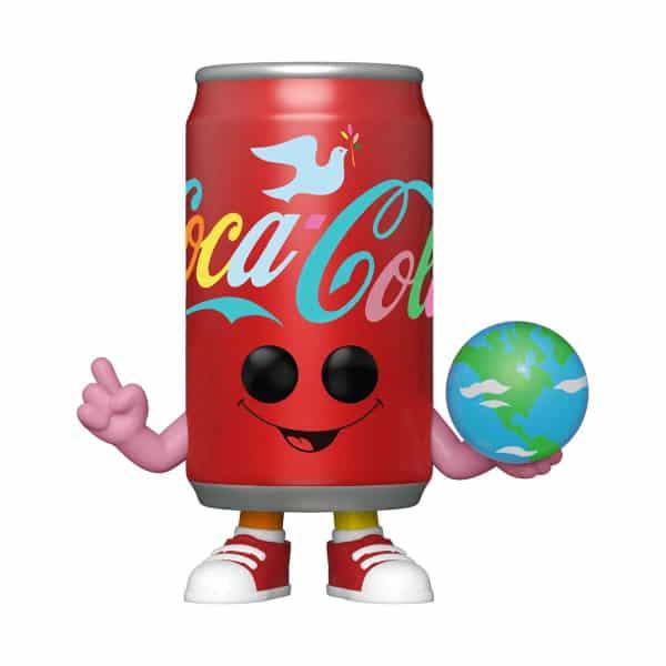 Funko Pop! Coca-Cola: I'd Like to Buy the World a Coke Can Funko Pop! Vinyl Figure