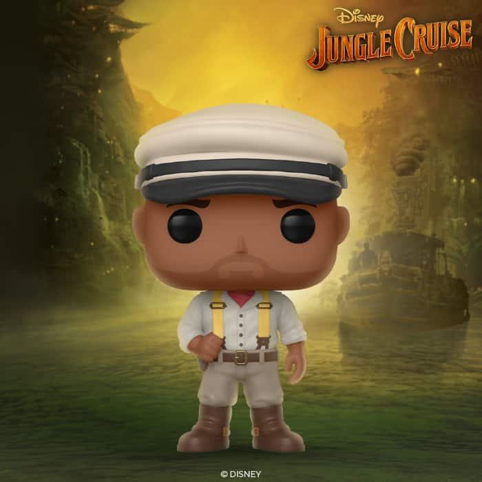 Funko Pop! Disney: Jungle Cruise - Frank Funko Pop! Vinyl Figure