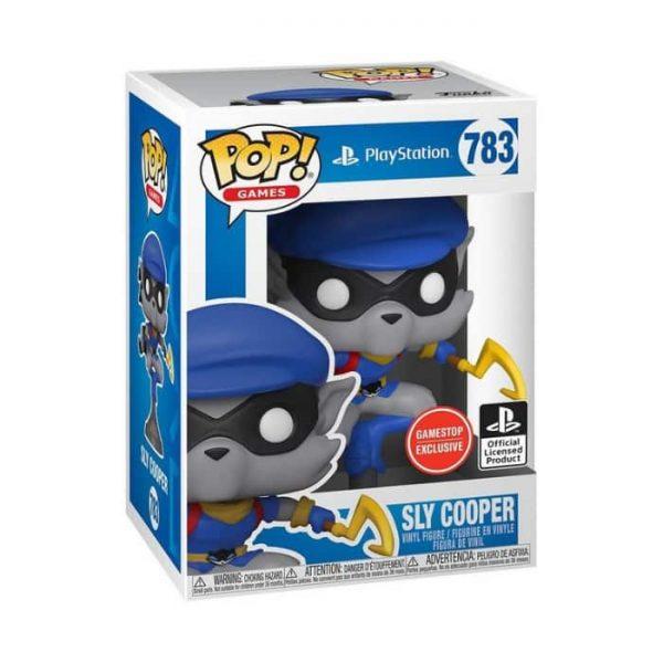 Funko Pop! Games Sly Cooper - Sly Cooper Funko Pop! Vinyl Figure - GameStop Exclusive